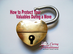 Securing Valuables during Transitions